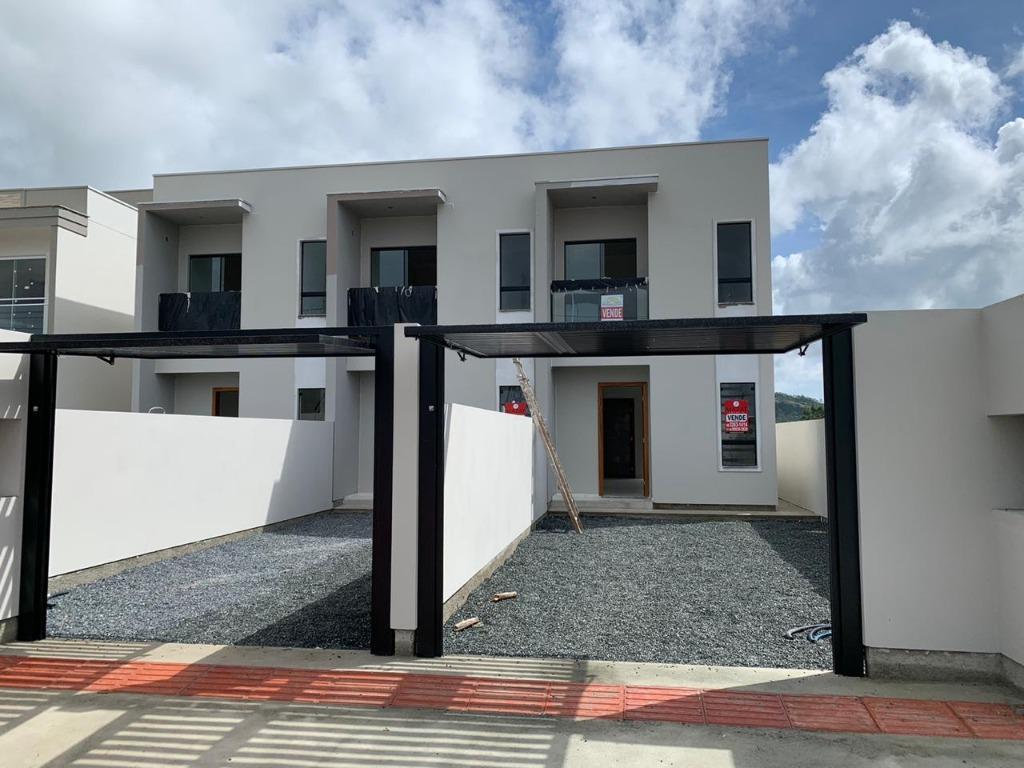 Sobrado com 2 dormitórios à venda, 71 m² por R$ 199.000,00 - Areais  - Tijucas/SC
