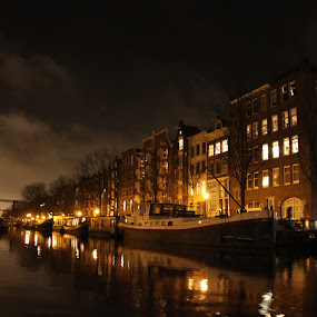 Canals of Amsterdam by Svetlana Joshi - Buildings & Architecture Other Exteriors