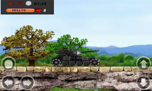 Tank Race Free- screenshot thumbnail