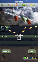 Screenshot of iFighter 2: The Pacific 1942