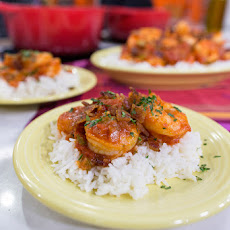 Momma Evelyn's Special Shrimp and Rice
