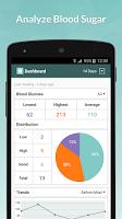 Screenshot of Health2Sync - Diabetes Care