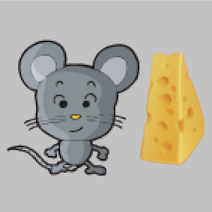 Moving Cheese -eat many cheese For PC (Windows & MAC)