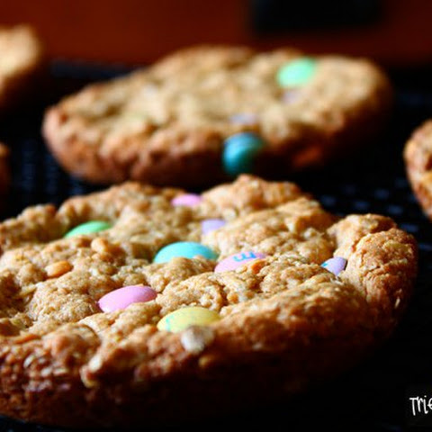 Dandy Candy Oatmeal Cookies
