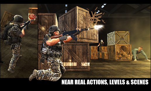 Game US Army Commando Survival apk for kindle fire