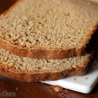 Pleasantly Easy Whole Wheat Bread