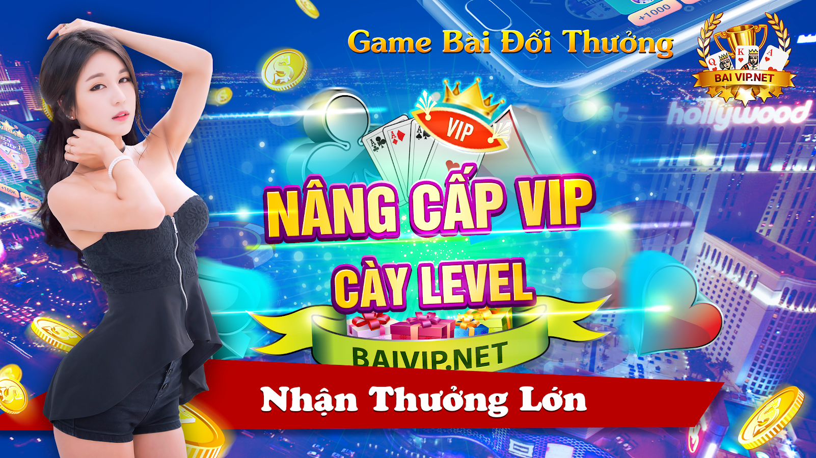 Game Bài Vip Online Screenshot 7