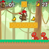 Jungle Monkey Go APK for Bluestacks