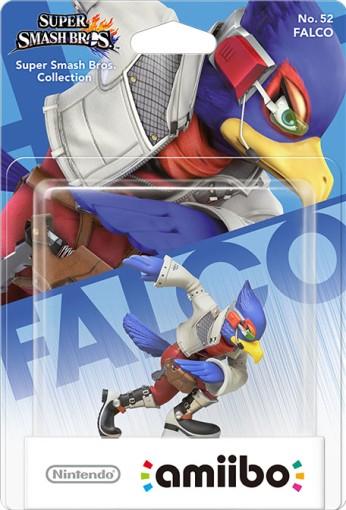 Falco packaged (thumbnail) - Super Smash Bros. series