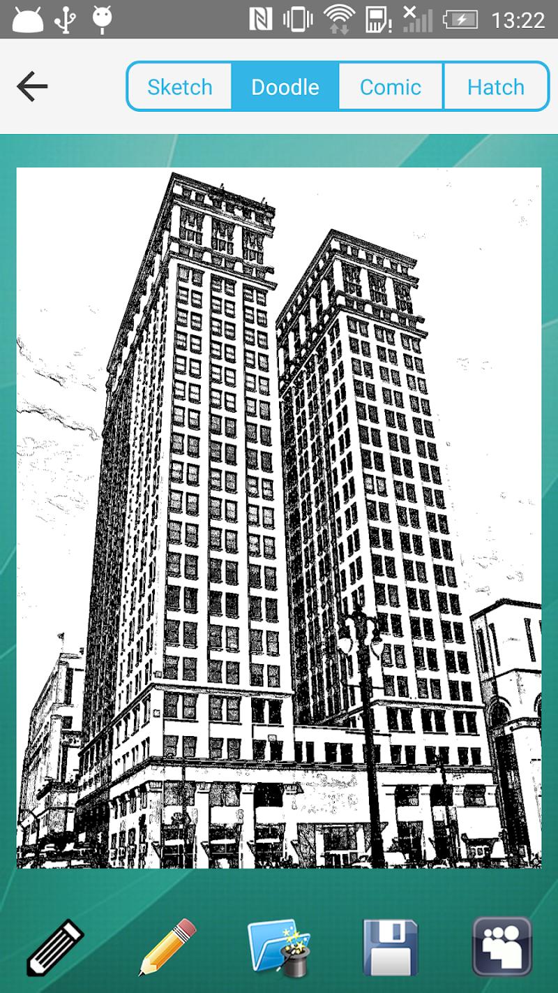 Pencil Sketch Ad-Free Screenshot 4