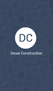Desai Construction - screenshot