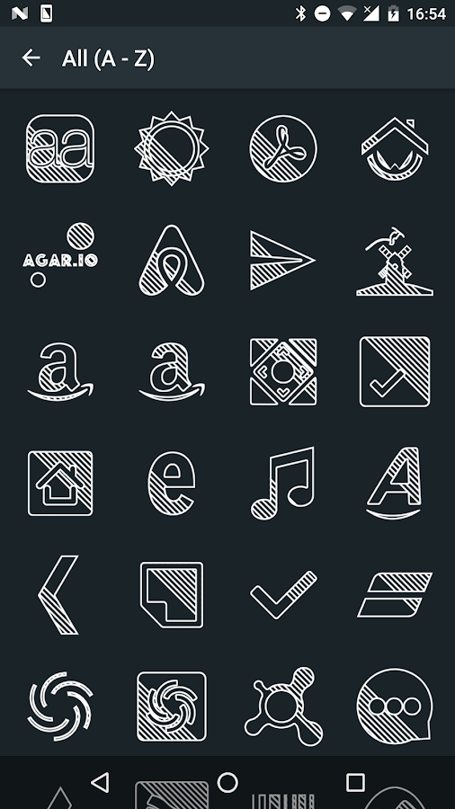 Blueprint Icon Pack (Beta) Screenshot 5