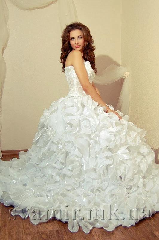 Свадебные платья и цены в николаеве