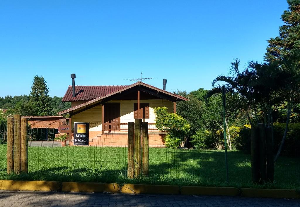 Casa 3 Dorm, Paragem dos Verdes Campos, Gravataí (CA0873)