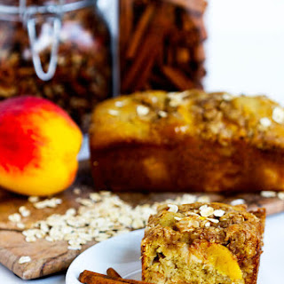 Healthy Peach Bread Recipes