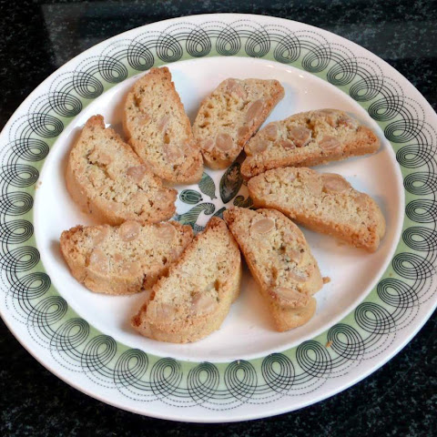 Rich Almond Biscotti