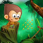 Monkey Bananas Adventures Icon