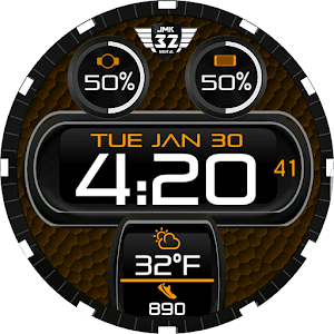Download NX 05 Color Changer watchface for WatchMaker For PC Windows and Mac