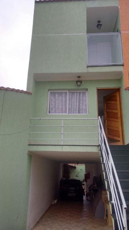 Casa Sobrado à venda, Jardim Santa Adélia, São Paulo
