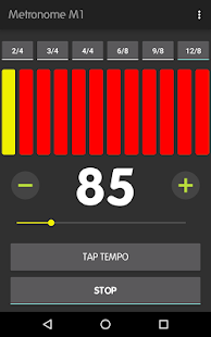 Metronome M1 Screenshot