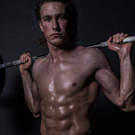 Orri Fitness 3 by Gunnar Sigurjónsson - Sports & Fitness Fitness ( orri, sexy, fitness, hot )