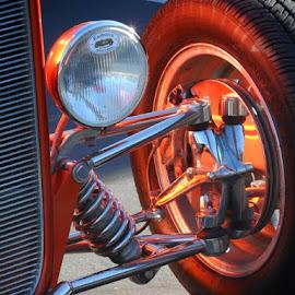 by Gary Gabor - Transportation Automobiles