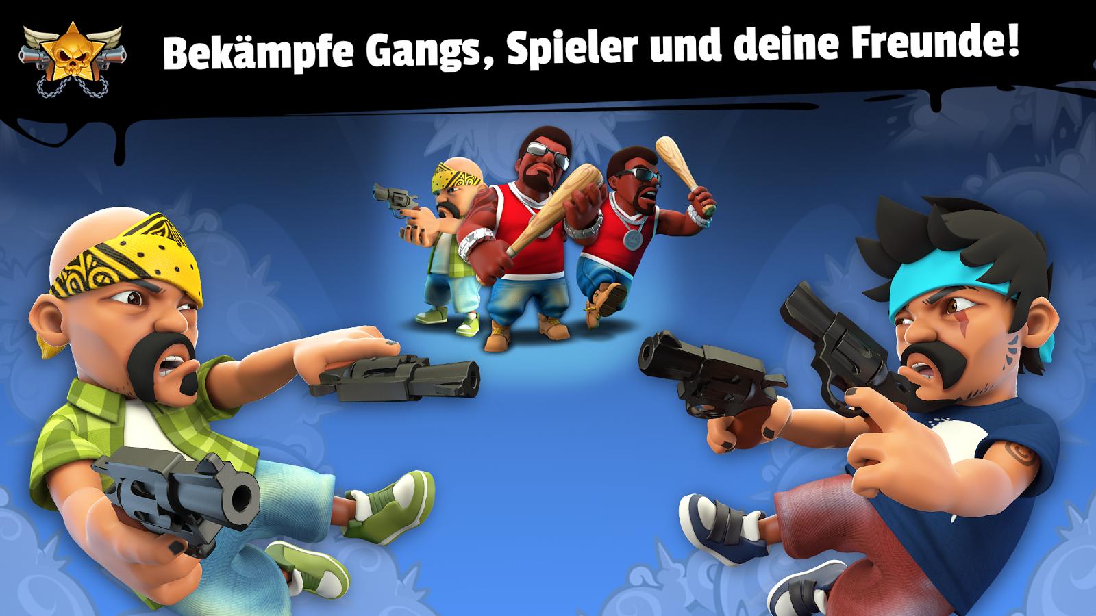 Gang Nations – Screenshot
