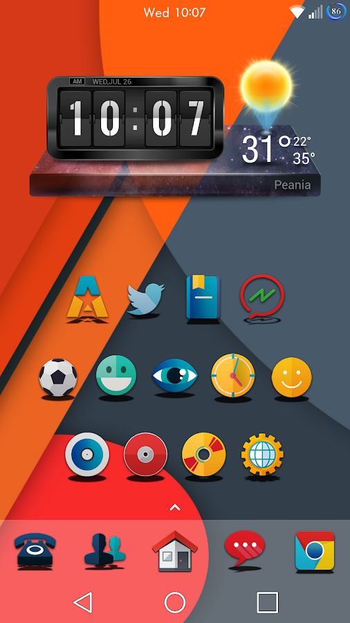 Proton - Icon Pack Screenshot 8