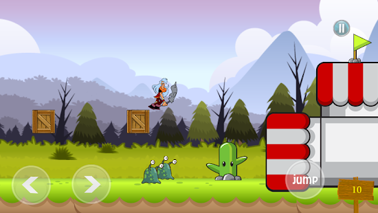 MIGHTY MAGIC MONSTERS & SWORDS APK for Bluestacks
