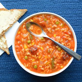 Abc Pasta Soup Recipes