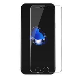 IPhone 7 Crystal Clear Tempered Glass by Zoomy Deal - Illustration Products & Objects ( iphone 7 crystal clear tempered glass, tempered glass for iphone 7, screen protector for iphone 7, iphone screen guard )
