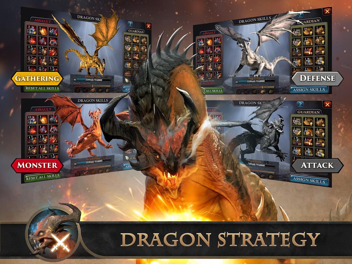 King of Avalon: Dragon Warfare Screenshot 1