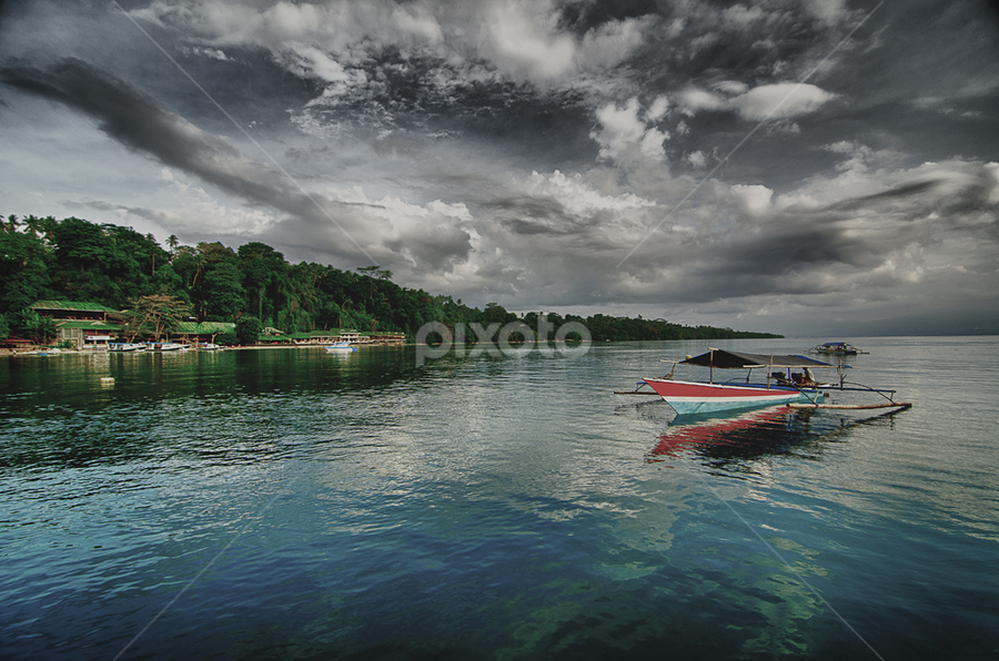 Bunaken by Eko Janu - Landscapes Travel ( beaches, nature, sea, bunaken, manado, beach )