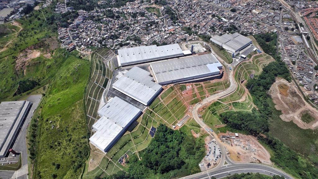 Galpão industrial para locação