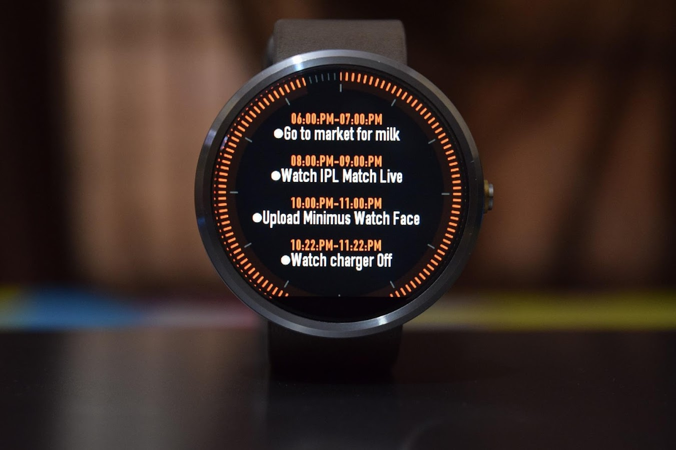 Minimus Interactive Watch Face Screenshot 19