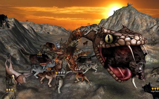 Wolf Online screenshot 1