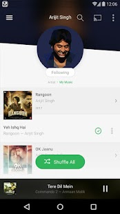 Saavn Music & Radio Screenshot