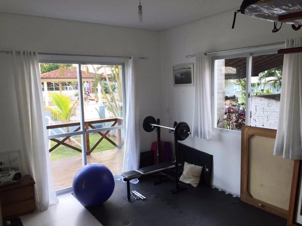 Metta Imobiliária - Casa 5 Dorm, Sambaqui (CA0493) - Foto 4