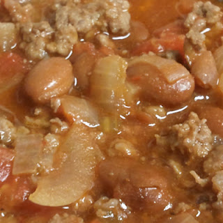 Ground Buffalo Chili Recipes
