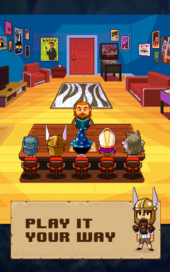 Knights of Pen & Paper 2 Screenshot 18