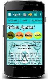 Aquarius - screenshot