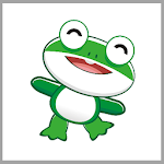Talking Frog Dancing APK Image