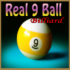 Real 9 ball Billiard