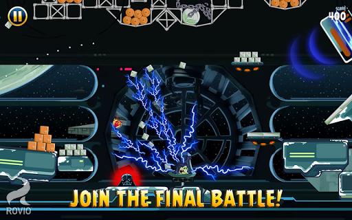 Angry Birds Star Wars screenshot 10