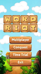 Word Riot Multiplayer - screenshot