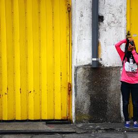 Street Hunting Enthusiast by Yoesrianto Tahir - City,  Street & Park  Street Scenes ( indonesia, street, surabaya )