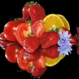 beautiful multicolored by LADOCKi Elvira - Food & Drink Fruits & Vegetables ( fruits, vegetables )