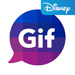 Disney Gif Icon