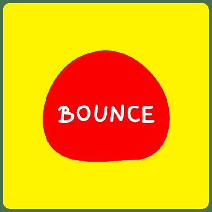 Bounce, ,  logo