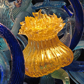 Anemone - Dale Chihuly by Ada Irizarry-Montalvo - Artistic Objects Glass (  )